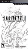 Final Fantasy IV: The Complete Collection (PlayStation Portable)